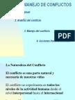 DIPLOMADO Conflictos Comunitarios.ppt