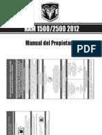 1- Manual RAM 2012