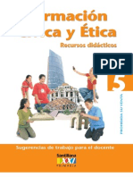 Civica y Etica Quinto