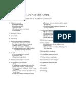 Lounsbury Code