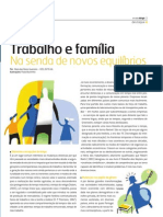 Artigo DIRIGIR  - Trabalho e Família Na senda de novos equilíbrios