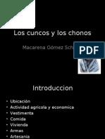 Los Cuncos y Los Chonos Selection