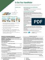 SPIRIVA HandiHaler Instructions