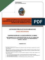 Los Bases de Candelaria Villar