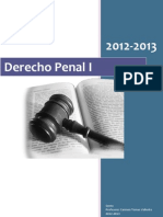 Apuntes Penal I