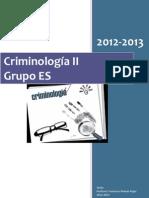 Apuntes Criminologia II