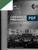 CDG-Fundamento político de las fuentes del Orden Parlamentario (PERU)