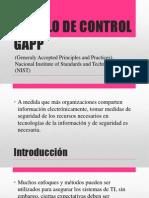 Modelo de Control Gapp
