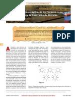 Fundamentos e aplicação da flotação como técnica de separação de misturas