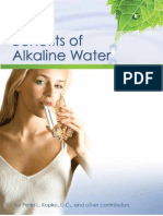 Benefits of Alkaline Water eBook