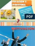 Motivacion y Autoestima