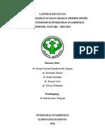 Cover laporan internship