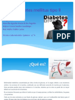 Diabetes Mellitus Tipo Ll