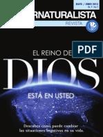 Edicion 9 Supernaturalista Revista Mayo Junio 2013
