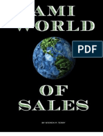 AMI World Of Sales by Steven P. Terry