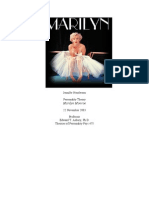 Marilyn Monroe - Sample Paper