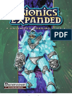 Psionics Expanded - Unlimited Possibilities