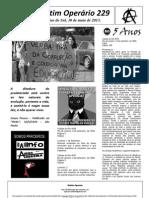 Boletim Operário 229