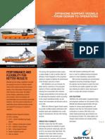 Wartsila SP B Offshore OSV