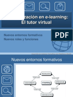 La tutorización en e-learning