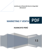 Marketing y