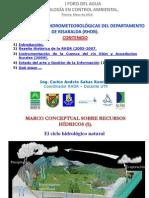 Contenido Presentación RDHR (I Foro del Agua SENA, Mayo 2010)