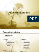 Local Anesthetics 5