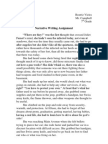 Narrative Writing Assignment -  English 7.docx