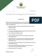 Informe Patrulla Seguridad Municipal