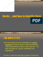 ROCKS ... and How to Identify Them