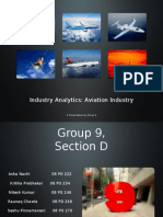 industry analytics presentation