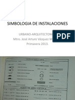 Simbologia de Instalaciones