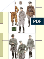 German Waffen-SS, Luftwaffe & Navy Commanders (Uniforms)