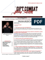 Reality Based Self Defense & Combatives issue2