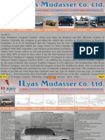 ILyas Mudasser Company Presentation