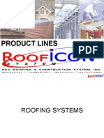 ROOFING ROOF ICON PRODUCTS