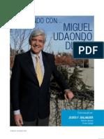 Entrevista Miguel Udaondo - Forum Calidad 238