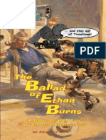 The Ballad of Ethan Burns—Free Sample of this Movie Length Tale (TM)