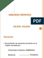 Tema 12 Absceso Hepatico