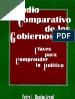 Estudio comparativos de Gobierno