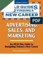 Ken Mondschein - Advertising, Sales, and Marketing