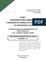 PCMAT TUCUMANN - CCPR 2009