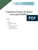 ActividadSNMPv1