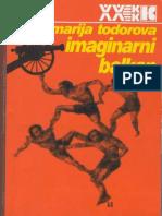 Todorova Marija Imaginarni Balkan
