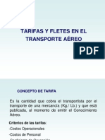 CASOS PRÁCTICOS-TRANSPORTE AÉREO