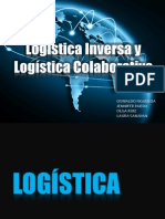 logistica inversa y colaborativa