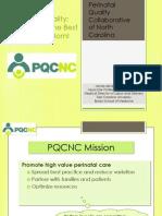 PQCNC SIVB LS3 Accomplishments