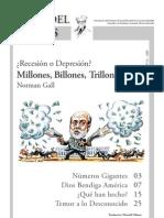 Recesion o Depresion- Norman Gall