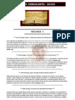 44- Puntos Sobresalientes de La Biblia Hechos 1 a 28 - (Bible Highlights Acts)