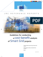 Guidelines for Conducting a Cost-benefit Analysis of Smart Grid Projects